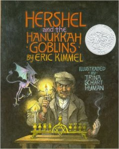 Hershel Hannukah Books for Kids- Kid World Citizen