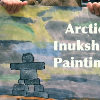 Inukshuk: Arctic Art from the Inuit