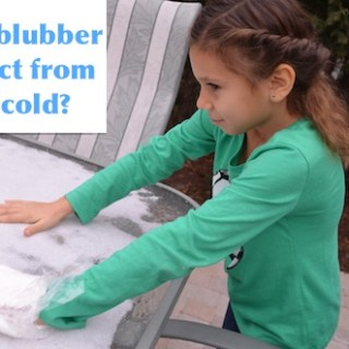 Blubber Experiment- Kid World Citizen