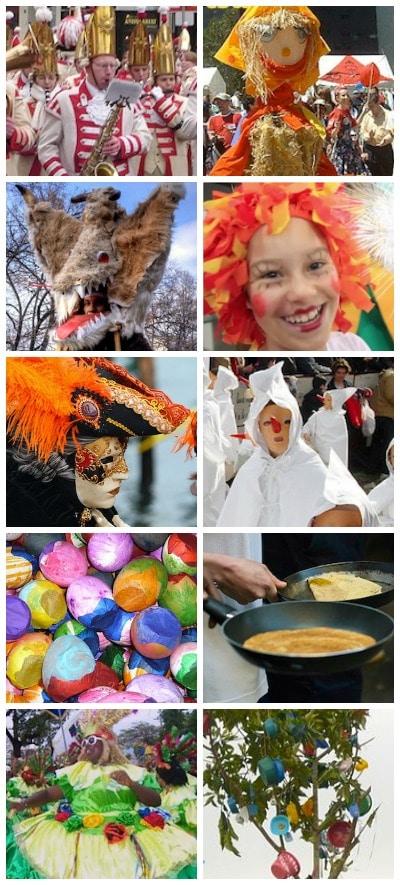 Carnival around the World Festivals- Kid World Citizen