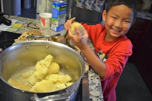 Irish Food Traditional Dinner- Kid World Citizen