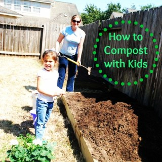 How to Compost with Your Kids (Lesson Plans, Games, Books, Videos)