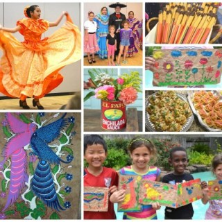 Amate Mexican Folkart and Easy Ways to Celebrate 5 de Mayo