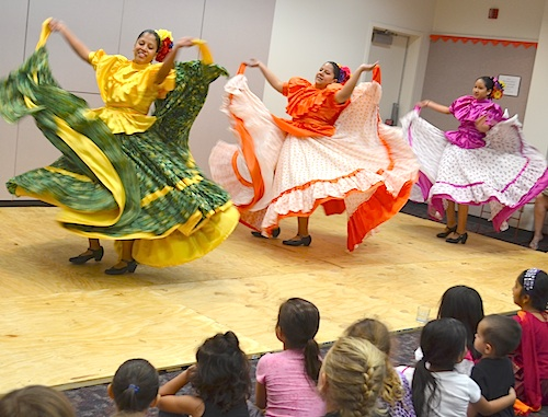 Mexican Folkloric Dance- Kid World Citizen
