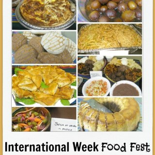 Enjoy a Global Feast for International Week