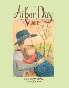 Arbor Day Square- Kid World Citizen
