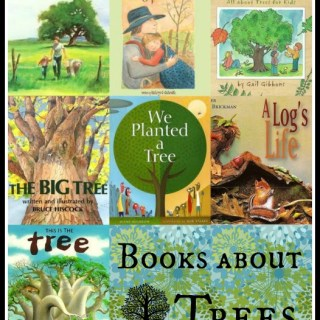 Books, Activities about Trees for Kids