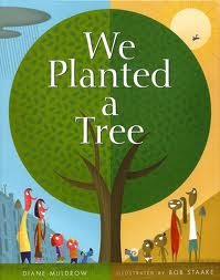 We Planted a Tree- Kid World Citizen
