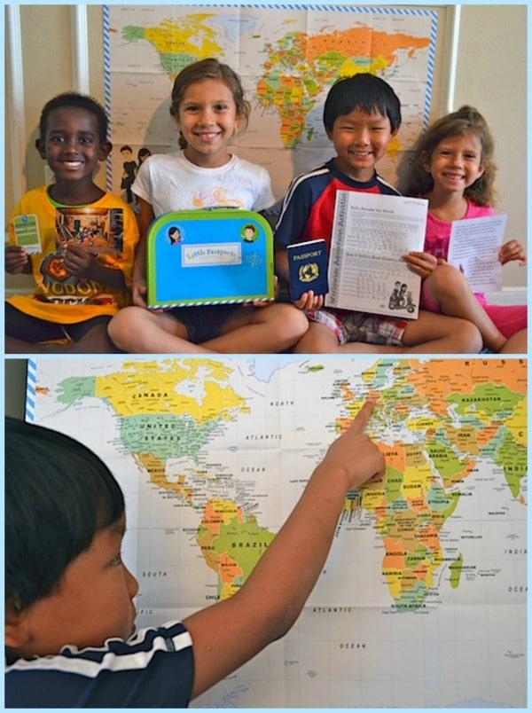 Little Passports Kids- Kid World Citizen