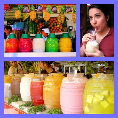 Aguas Frescas Mexico- Kid World Citizen