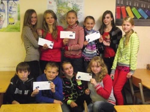 Lithuania PTPI Penpal Kids- Kid World Citizen
