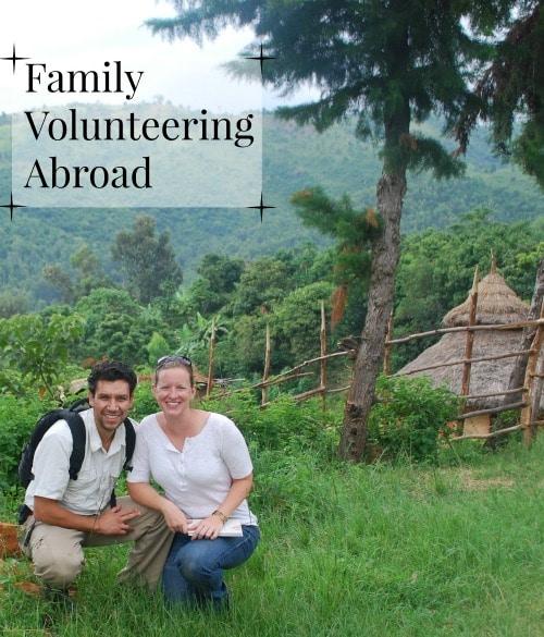 Family Volunteer Travel- Kid World Citizen