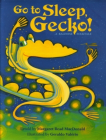Go to Sleep Gecko- Kid World Citizen