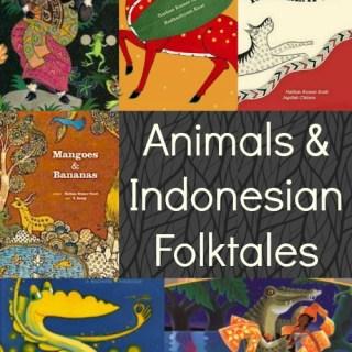 Animals in Indonesian Folktales + Activities
