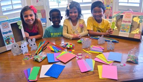 Pom Crafts Kids- Kid World Citizen