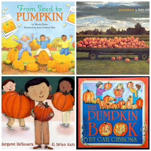 Books about Pumpkins Kids- Kid World Citizen