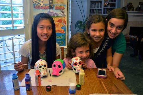 Day of the Dead Craft for Kids- Kid World Citizen