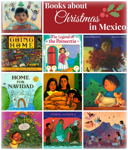 Books about Christmas in Mexico- Kid World Citizen