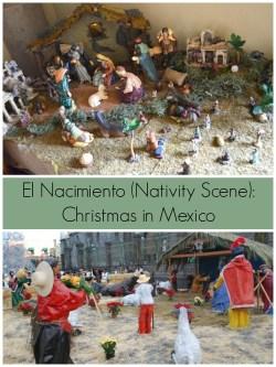 Nacimiento Christmas in Mexico- Kid World Citizen