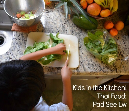 Thai Food for Kids- Kid World Citizen