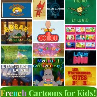 12 french cartoons for kids - Pictures Of Cartoons For Kids