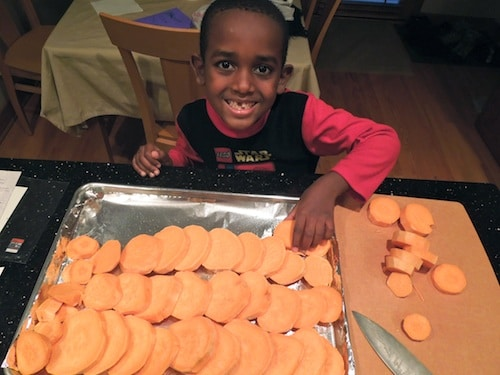 Jamaican Sweet Potato Recipe- Kid World Citizen