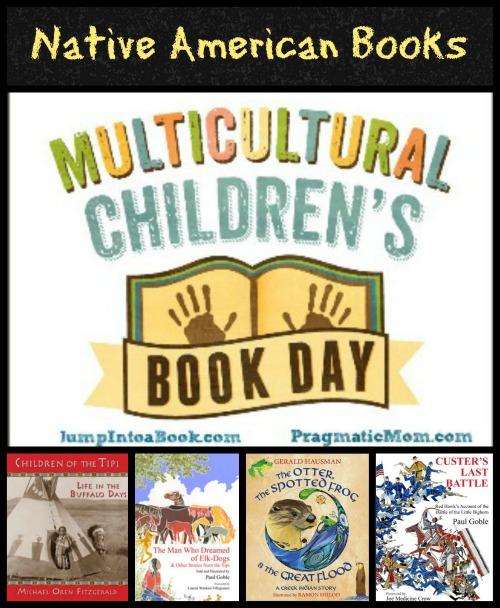 American Indian Books for Kids- Kid World Citizen
