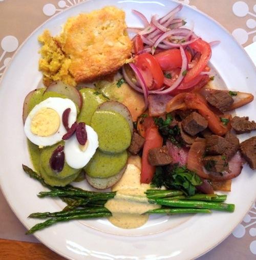 Peruvian Potato Recipe- Kid World CItizen