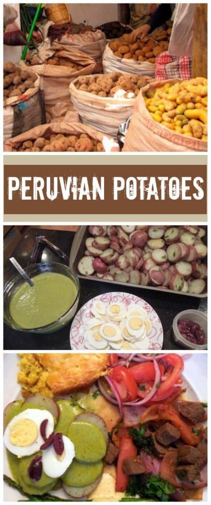 Peruvian Potatoes- Kid World Citizen