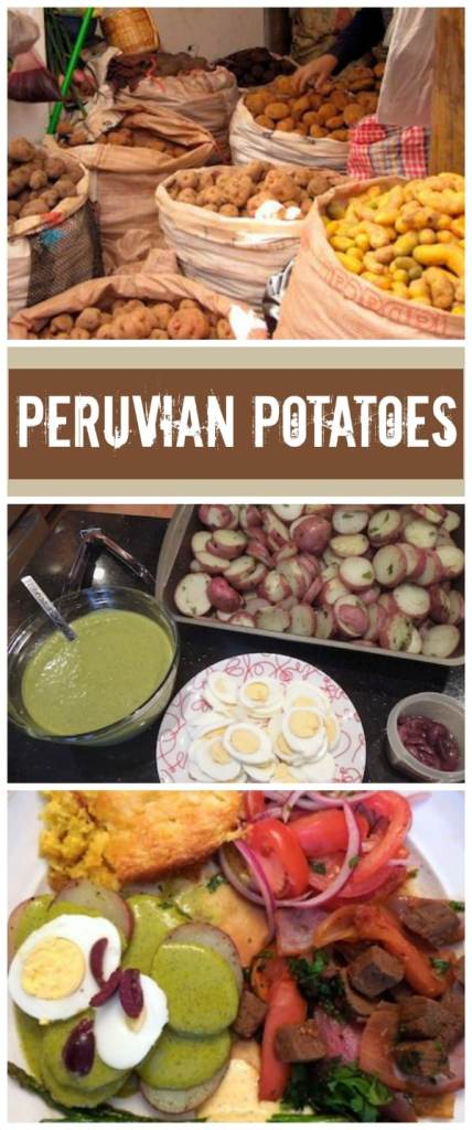 Peruvian Potatoes- Kid World Citizen