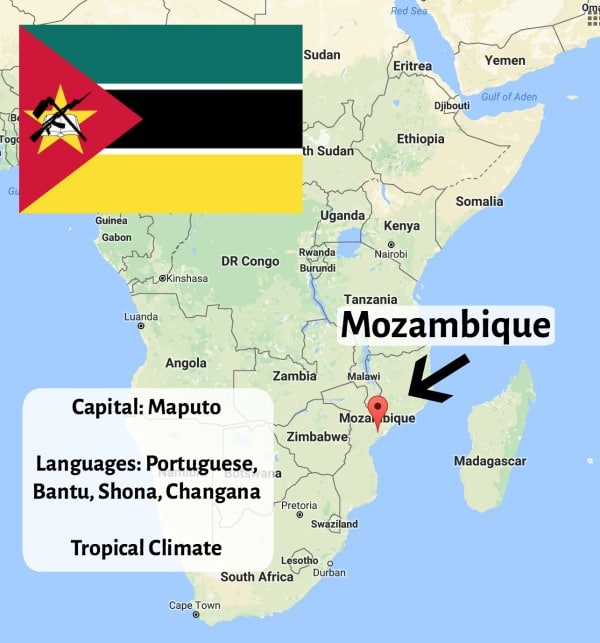 Learn about Mozambique- Kid World Citizen
