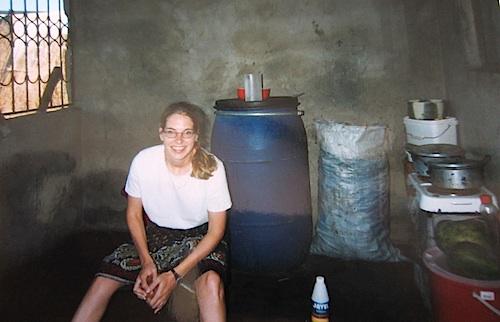 Mozambique House- Kid World Citizen