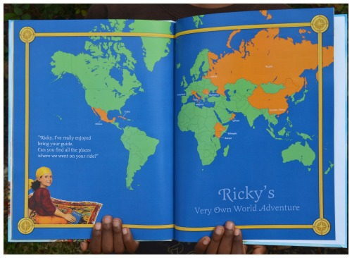 Personalized Book for Kids: