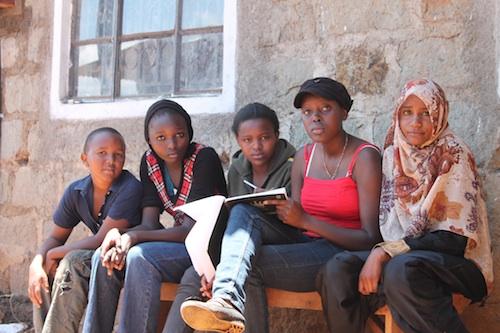 Kenya Kids- Kid World Citizen