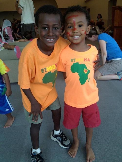 Ethiopian Culture Camp- Kid World Citizen