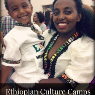 Ethiopian Culture Camps for Adoptive Families