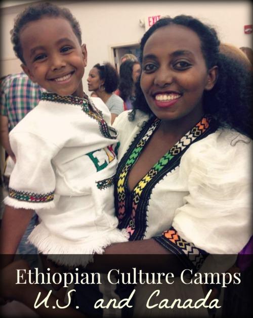 Ethiopian Heritage Culture Camp- Kid World Citizen