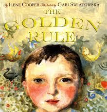 Golden Rule Book- Kid World Citizen