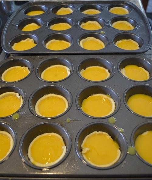 Pasteis de Nata Portugal recipe- Kid World Citizen