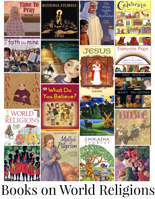 Books About World Religions For Kids - World religions for kids