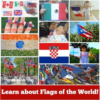 Geography for Kids: Flags of the World