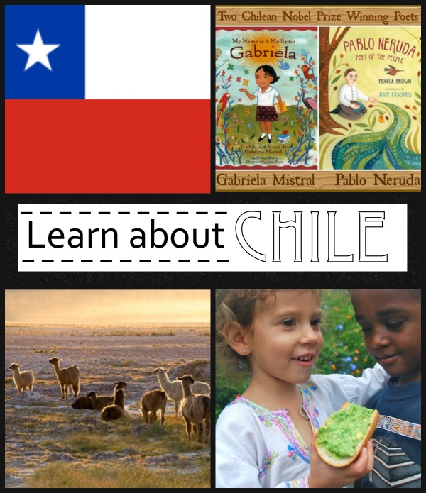 Learn about Chile Profile- Kid World Citizen