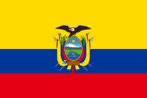 Flag of Ecuador- Kid World CItizen