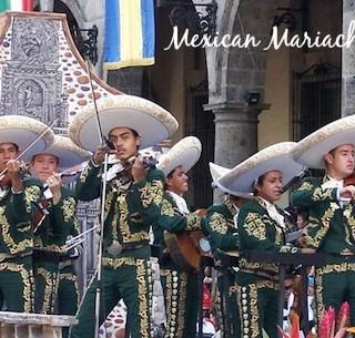 Guadalajara mariachis- Kid World Citizen
