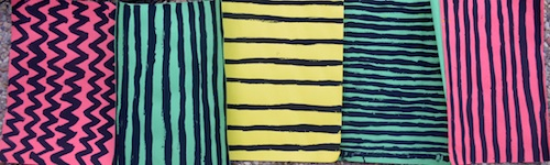 African Kids Project Kente Cloth- Kid World Citizen