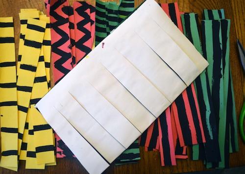 Multicultural Art Project Kids Ghana- Kid World Citizen