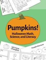 Pumpkins Halloween Math Science and Literacy Activities for Kids TPT