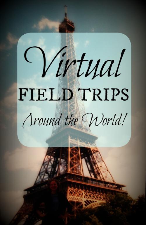 Virtual Field Trips Around the World- Kid World Citizen