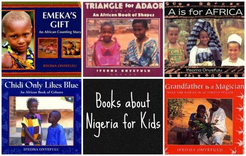 Books about Nigeria for Kids Ifeoma Onyefulu- Kid World Citizen
