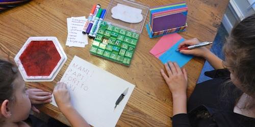 Writing in Spanish for Kids- Kid World Citizen